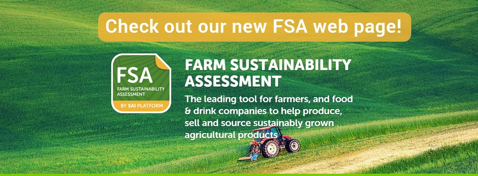 NEW - Check out our new FSA webpage!