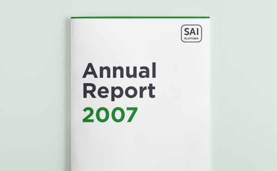 Annual Report 2007 picture