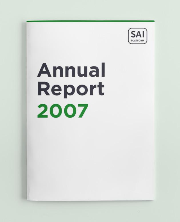 Annual Report 2007 picture