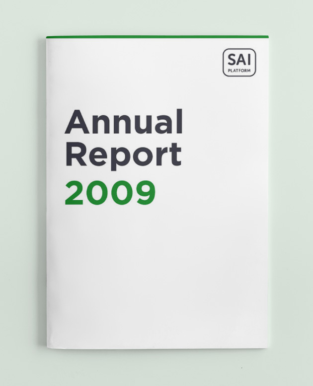 Annual Report 2009 picture