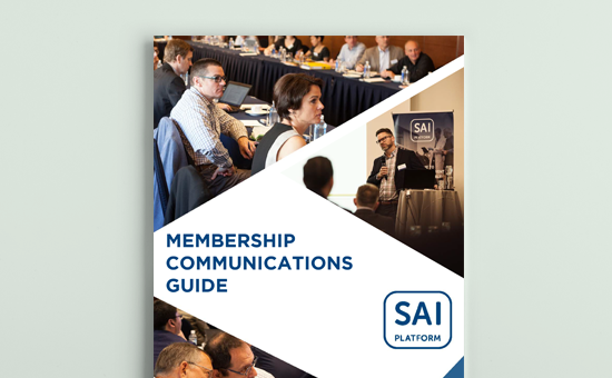 Membership Communications Guide picture