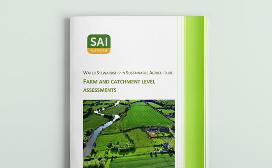 Water Stewardship for Sustainable Agriculture – Farm and Catchment Level Assessments picture