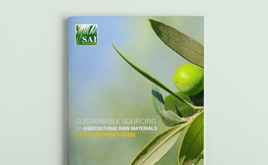 Sustainable Sourcing of Agricultural Materials – A Practitioner's Guide picture