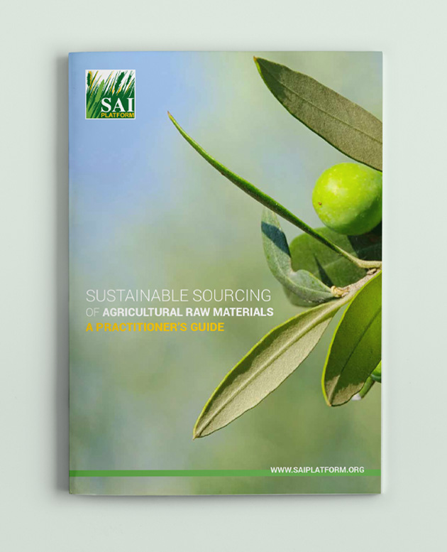 Sustainable Sourcing of Agricultural Materials - A Practitioner's Guide picture