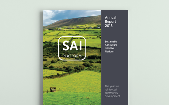 SAI Platform — Sustainable Agriculture Initiative Platform
