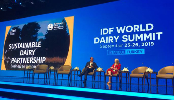 What does the Sustainable Dairy Partnership mean for our members and the dairy industry picture