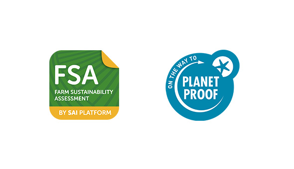 Benchmark shows: 'On the way to PlanetProof' meets FSA Gold level equivalence for sustainable farming picture