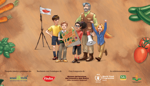Engaging for the future of sustainable agriculture with Findus picture