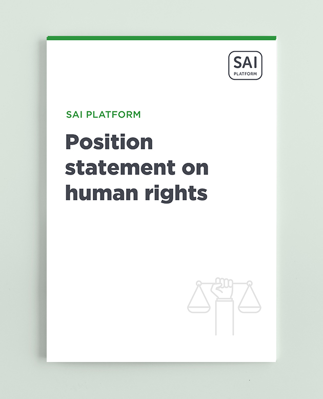Position statement on human rights picture