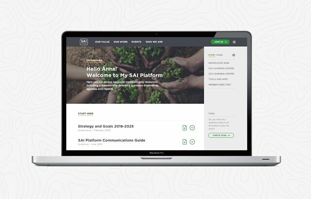 New digital portal opens access to sustainability learning resources and tools picture